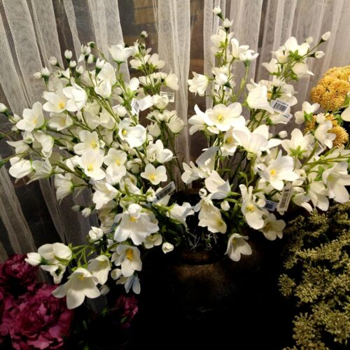 klokkeblomster hvide