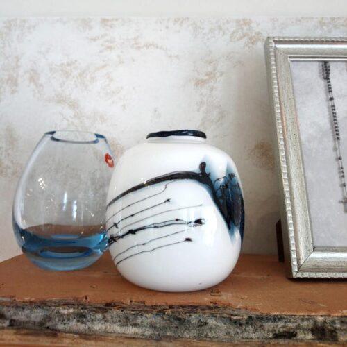 Holmegaard Atlantis vase