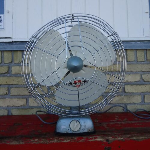Flot Fan, fungerer perfekt