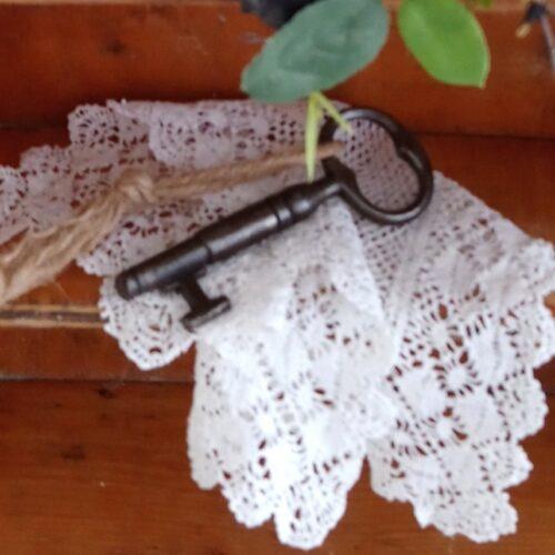 Smuk gammel nøgle