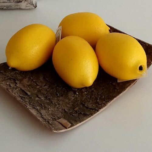 Flotte naturtro citroner