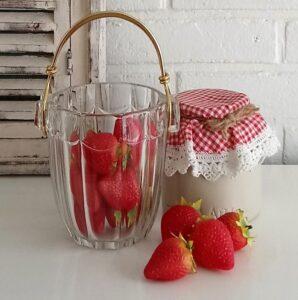 Flotte naturtro jordbær