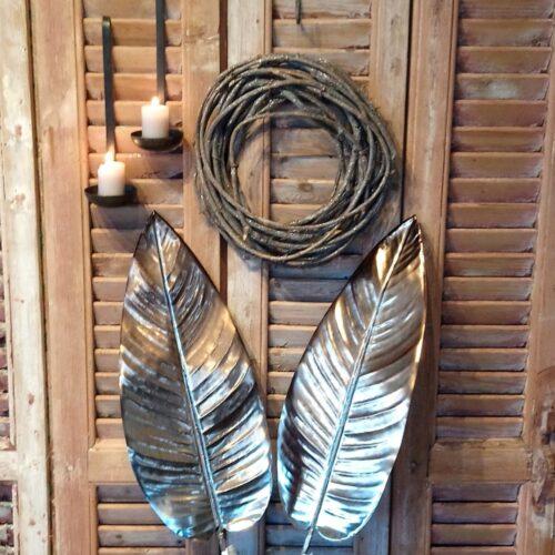 Store bronze dekoblade