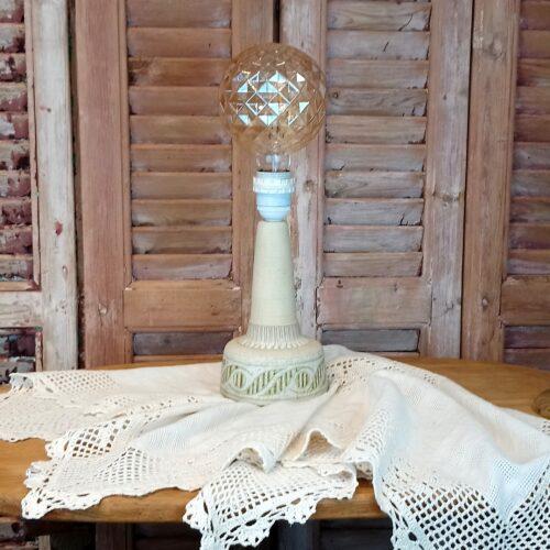 Søholm keramiklampe