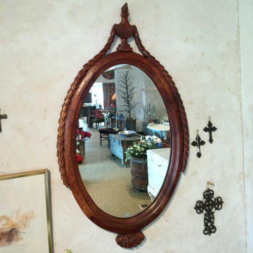 Spejl stort