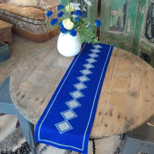 Blå bordløber