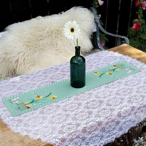 Bordløber med påske motiver