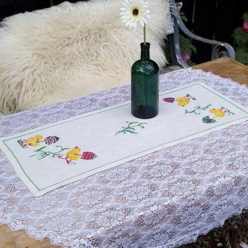 Bordløber med påske motive