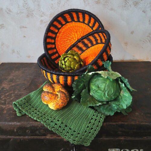 Gul brødkurv - afrikansk