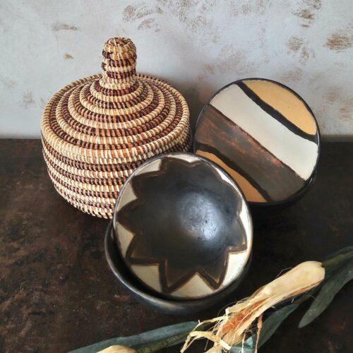 Smukke afrikanske skåle