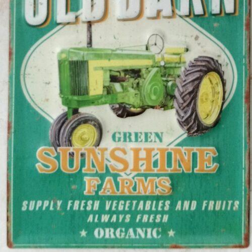 Old Barn Sunshine Farms