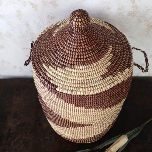 Afrikansk vasketøjskurv