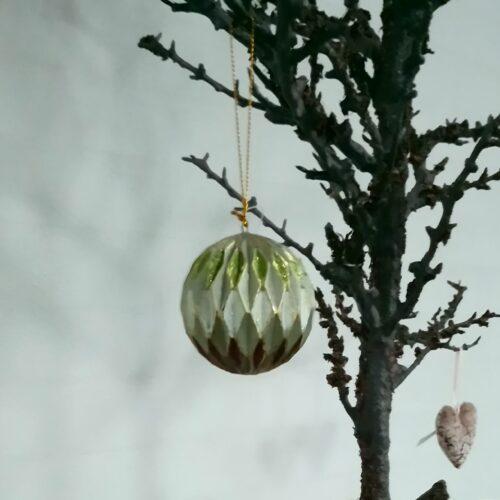 Skønne julekugler