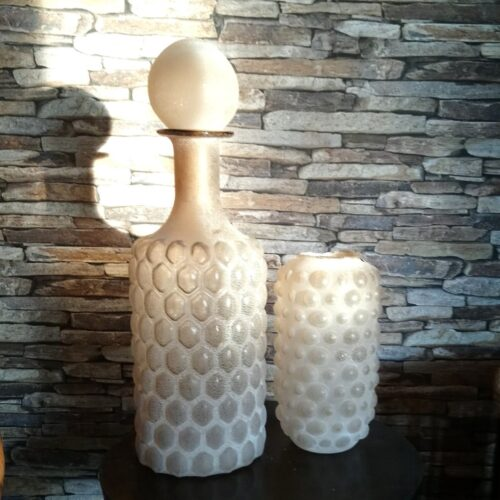 Glasflaske/karaffel