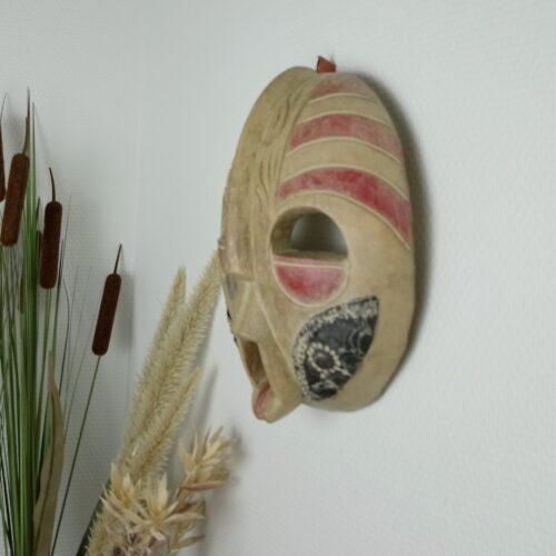 Afrikansk rund maske