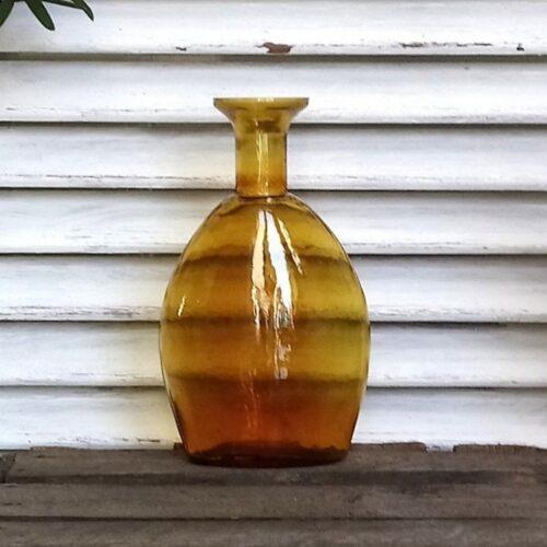 Flot gul flaske recycled