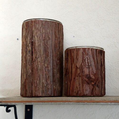 Planteglas / glasvaser med kork