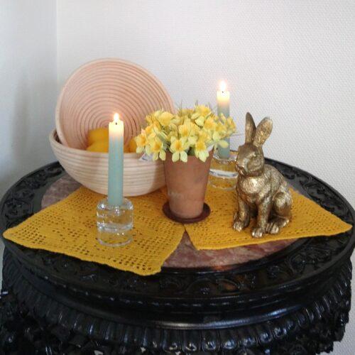 Skønne gule farver til påsken