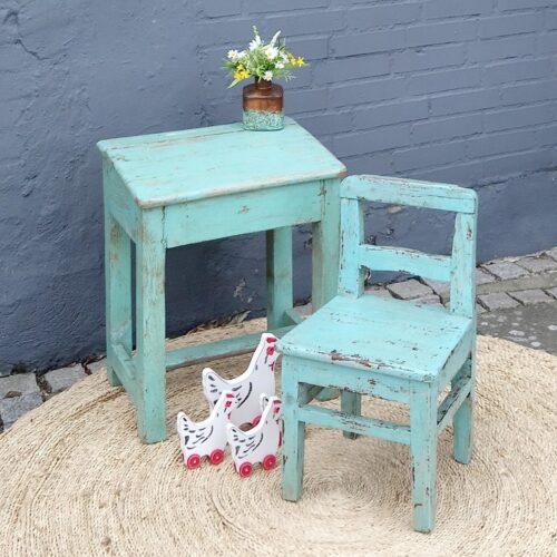 Børnesæt bord/stol