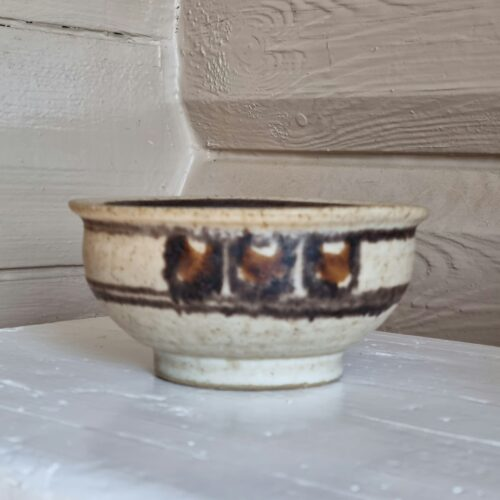 BJ. keramik skål