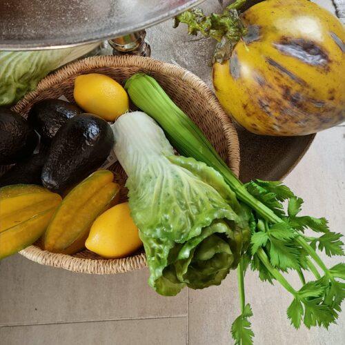 Salat kål - flot kunstig