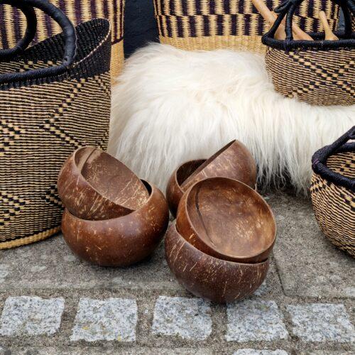 Coconut skåle